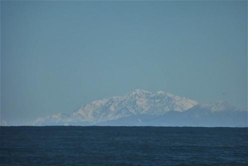 Seaward Kaikoura Range