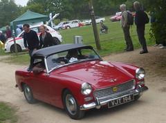 Austin-Healey Sprite Mark II (1963)