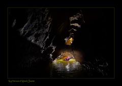 Progression en rivière souterraine