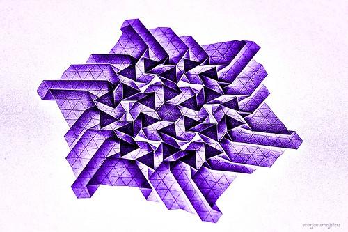 Star-Flower (Marjan Smeijsters)