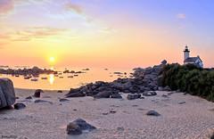 Pontusval Beach