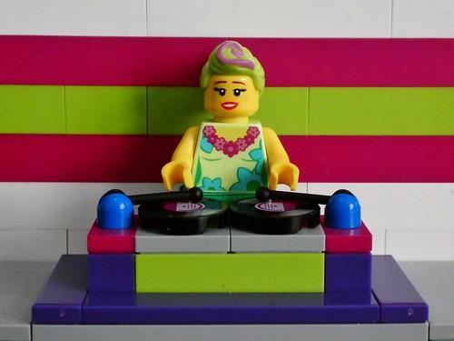 Hula Lula is a DJ