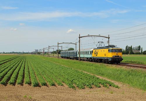 NSM 1312 met trein 82136