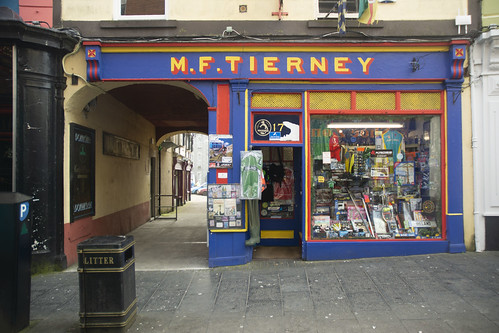 M. F. Tierney