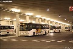 Irisbus Crossway - Véolia Transport Poitou-Charentes / Lignes en Vienne