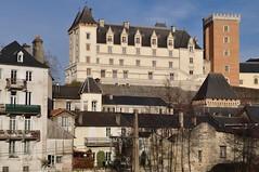 Aile sud Renaissance (XVIe), château royal de Pau, Béarn, Pyrénées-Atlantiques, Nouvelle-Aquitaine, France.