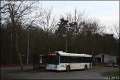Heuliez Bus GX 127 L - RTP (Régie des Transports Poitevins) / Vitalis n°105