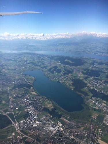 Unterwegs über dem Zürcher Oberland