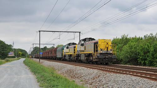 Lineas 7769 + 7865 Hever 31.05.2019