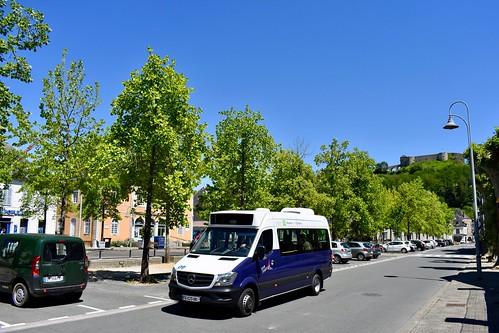 Mauléon-Licharre - Mercedes-Benz Sprinter City35 - 01/06/19
