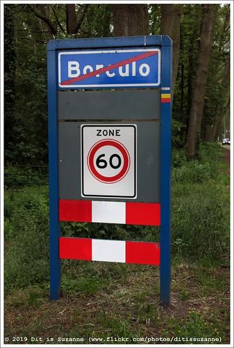 Borculo, gemeente Berkelland   Borculo, municipality Berkelland