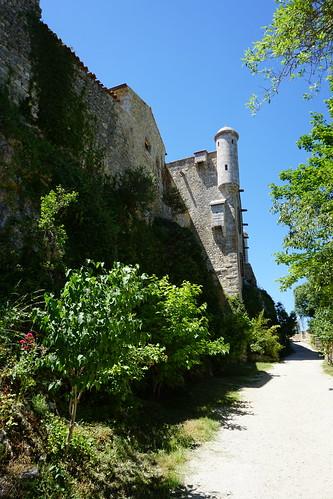 Château des Roure, Labastide-de-Virac