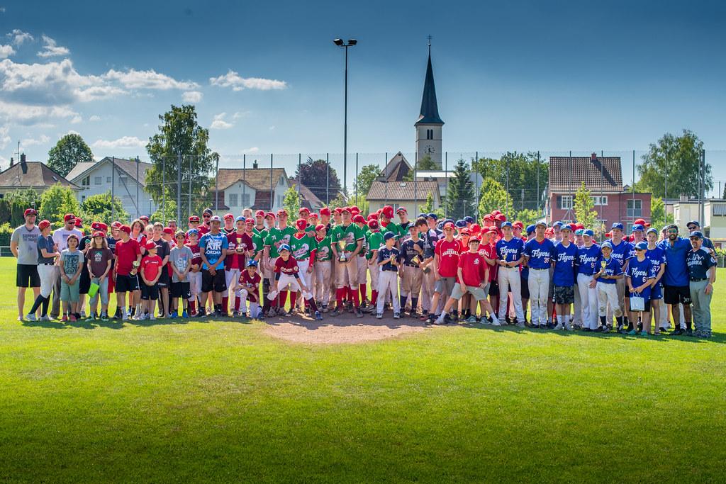 7th intl U15 Baseball Tournament - 2019