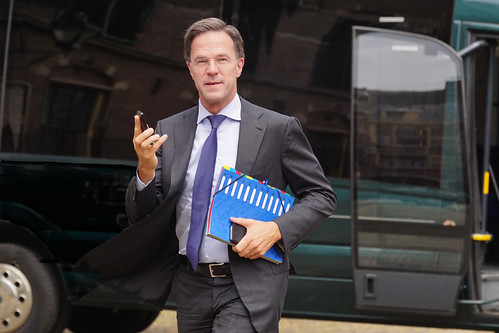 Min.president Mark Rutte