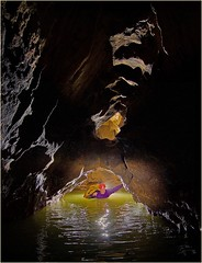 Premiers bassins à la rivière du Cul de Vau, vers Vuillafans
