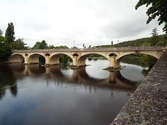 Road Bridge - Photo of Bonnes