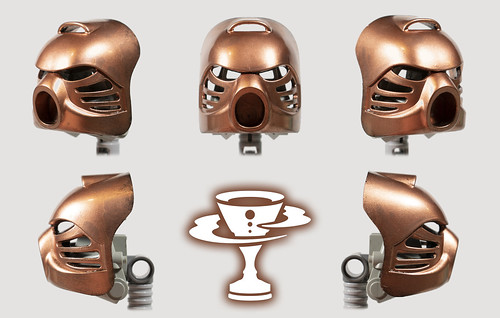 Hau Copper Mask of Victory - Bio-Cup 2019 Raffle Prize