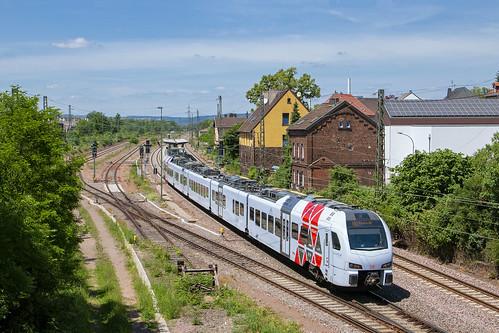 Bous (Saar), 1 juni 2019   DB Regio Mitte 429 600