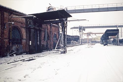 Bahnhof Werdau, Anschluß Chemische Werke