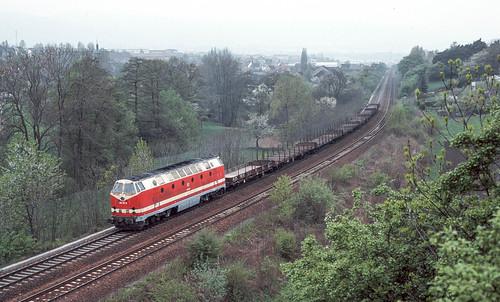 357.26.15 (355.15), Saalfeld (Saale) Gorndorf (hoog), 14 mei 1996