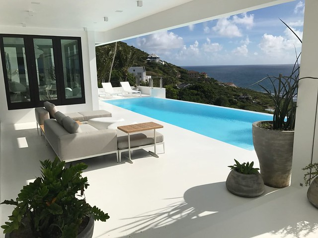 White terrazzo floors-7