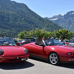 Alfa Club 4C Passionmeeting Interlaken 1.6.2019