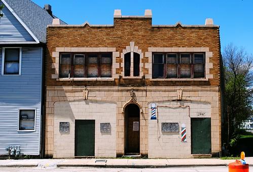 Former  Milwaukee Electric Railway Company Building - Milwaukee, Wisconsin