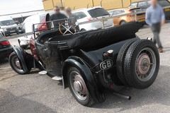 Bugatti Type 49 (1934)