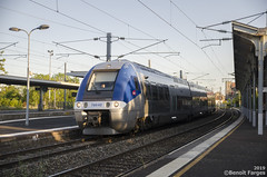 [SNCF] X 76639/76640 - Photo of Mozac