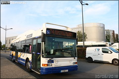 Heuliez Bus GX 317 GNV - Tisséo n°0358