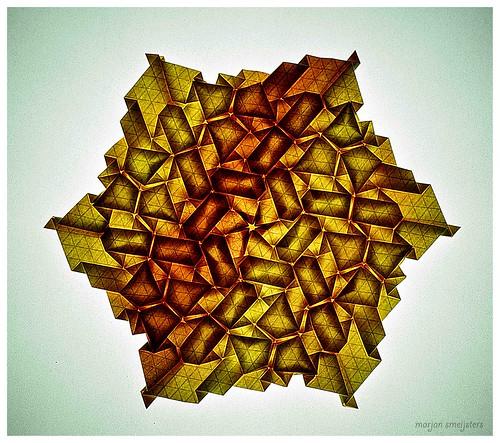Flower-Star (Marjan Smeijsters)
