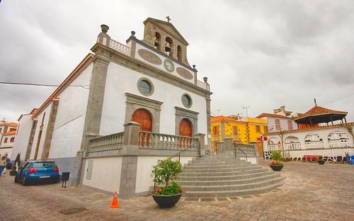 La Vega de San Mateo Municipio de Gran Canaria