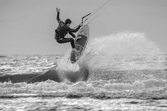 Surfers in Black