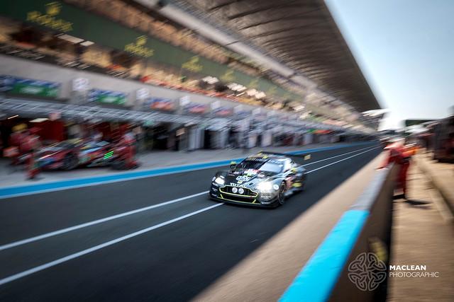 Pedro Lamy - no98 Aston Martin Racing Vantage