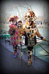 Carnaval vénitien d'Annecy (4) # Annecy # Haute-Savoie (74) .