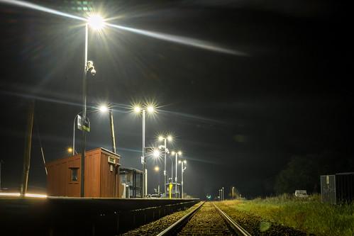 Solway Railway Station