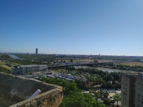 Mirador de San Juan de Aznalfarache (Sevilla).