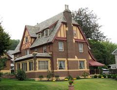 Daniel Pfiel House, Tamaqua, Pennsylvania