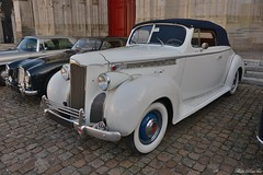1940 Packard 110 convertible coupe - Photo of Domqueur