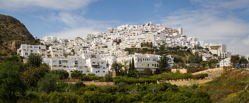 Spain - Almeria - Mojacar - Pano