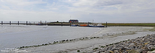 Liveboatstation at Ballumerbocht, Ameland.