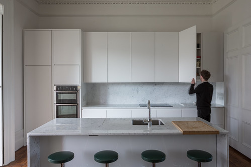 Zion Road _ Arigho Larmour Wheeler Architects _ 2018 _ Kitchen