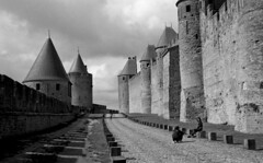 Les lices - Photo of Carcassonne