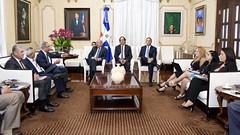 Danilo Medina encabeza reunión con Comité Fiduciario Ciudad Juan Bosch