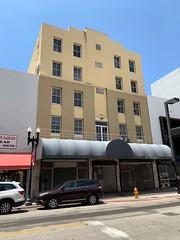 Former Ritz Hotel Downtown Miami