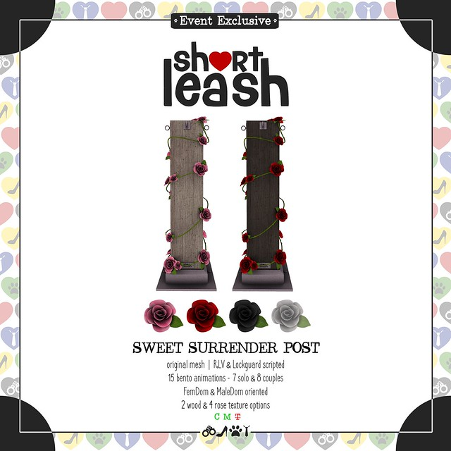 .:Short Leash:. Sweet Surrender Post