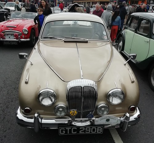 Vintage  Class at the Gordan Vintage Rally Kildare Town.