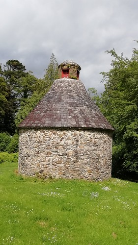 At Woodstock House and Gardens Inistioge Co Kilkenny