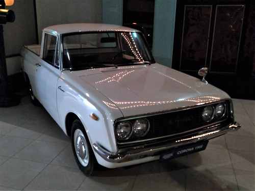 1968 Toyota Corona Pickup