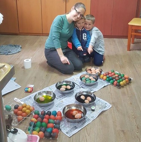 OCMC News - Settling Down and Celebrating Pascha in Korea!